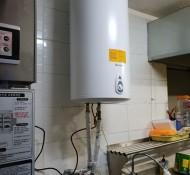 경동나비엔전기온수기 설치